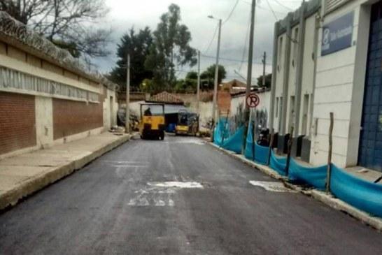 Unidad de mantenimiento vial rehabilitó vía en Antonio Nariño