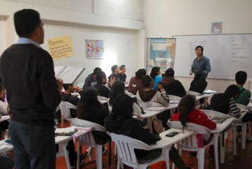 Más de 14 mil personas vulnerables fueron capacitadas en Bogotá