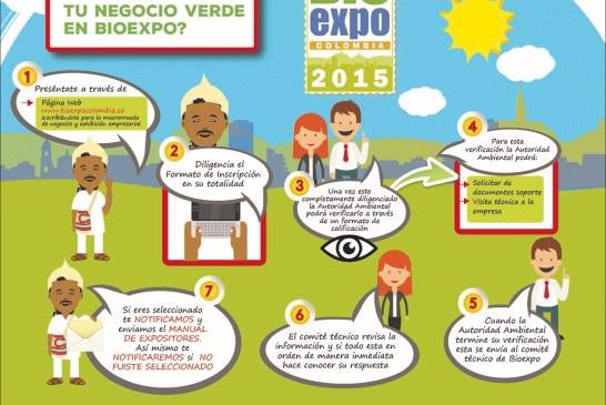 Ya llega BioExpo Colombia al Jardín Botánico