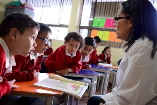 4027 niños y jóvenes asistieron a la matriculatón en Bogotá