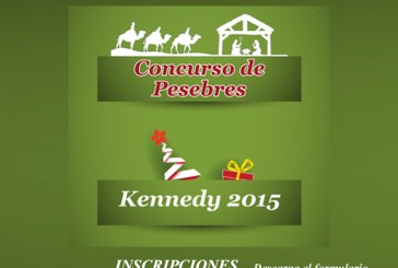 Concurso de pesebres ecológicos localidad de Kennedy 2015