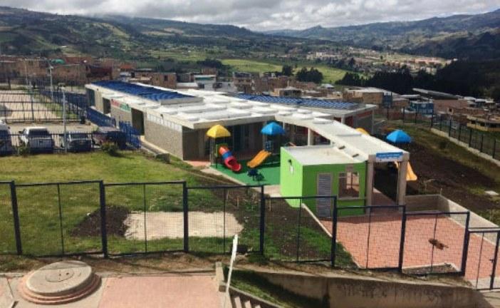 Nuevo jardín infantil en Usme beneficia a 300 niñas y niños