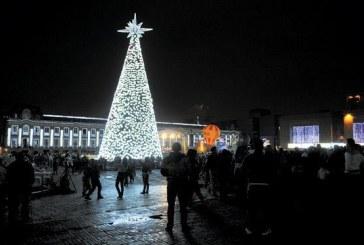 Hoy inicia la temporada navideña en Bogotá