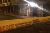 Falleció hombre que incendió bar en la localidad de San Cristóbal
