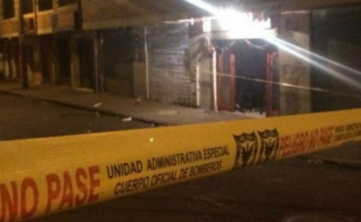 Hombre incendió un bar en el barrio Granada Sur