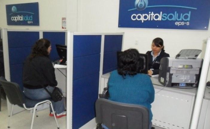 EPS Capital Salud será intervenida