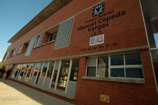 Nuevo colegio en Kennedy beneficia a 1.800 estudiantes