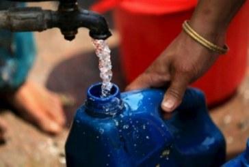 En la localidad de Usme, 300 familias protestan por falta de agua potable