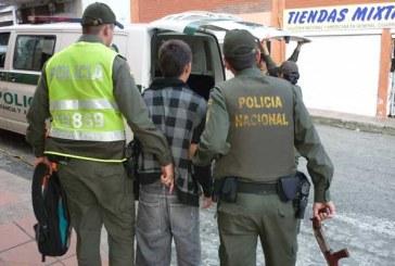 Reducción en delitos de alto impacto