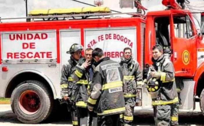 Bogotá contará con 207 bomberos más