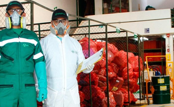 Puntos para disponer de los residuos peligrosos en Bogotá