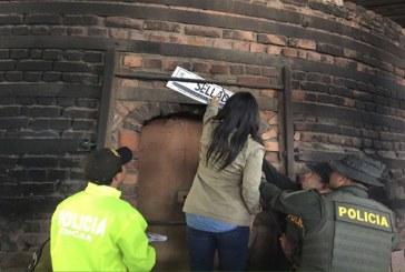Sellada ladrillera ilegal en la localidad de San Cristóbal