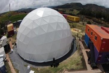 La localidad de Usme cuenta con su propio planetario