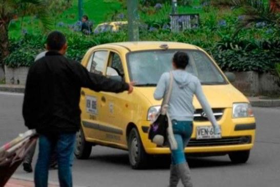 Tres Esquinas en la localidad Rafael Uribe Uribe es zona de miedo para los taxistas