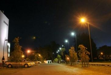 Distrito evalúa apagar luces del alumbrado público en ciertos sectores