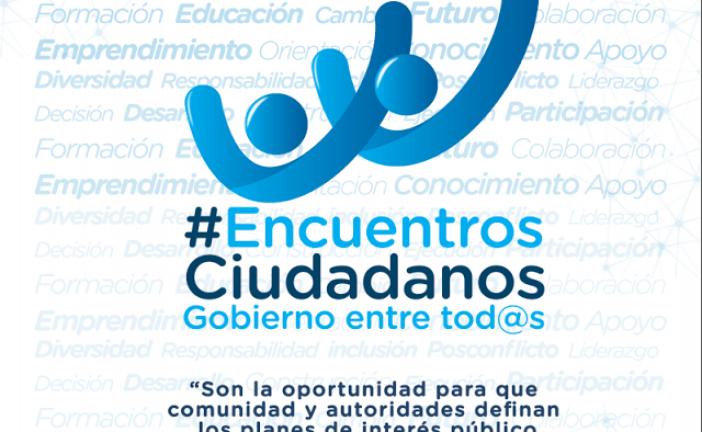 Encuentros Ciudadanos en la localidad de San Cristóbal