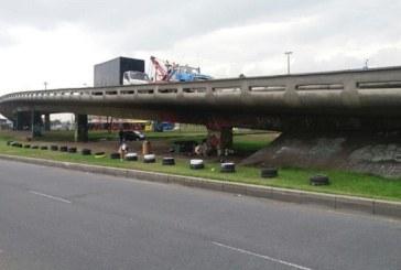 Habitantes de calle adoptan puentes de Bogotá para recuperarlos