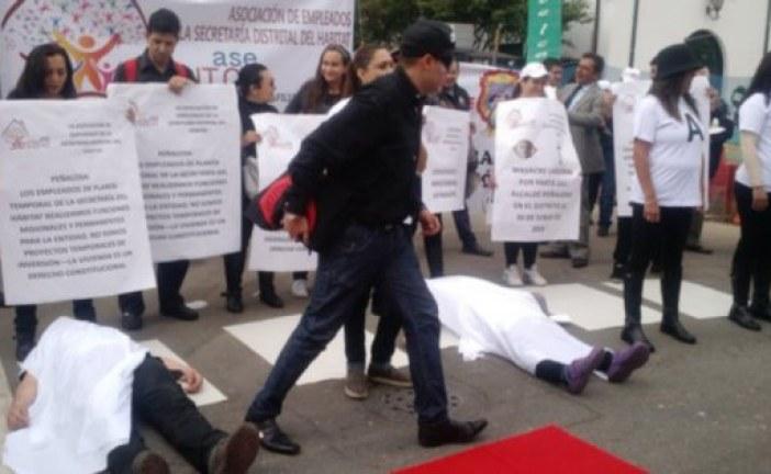 Debate por la salud en Bogotá, entre el Concejo y la calle