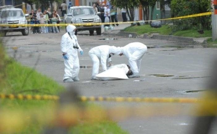 Puente festivo del Día de la Madre en Bogotá dejó 17 muertos y 427 heridos