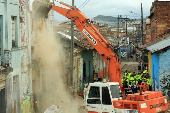 Desmantelan las ollas del narcotráfico de San Bernardo y Cinco Huecos