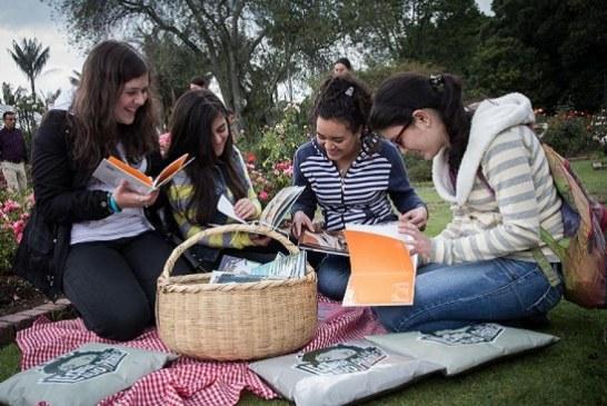 Jornadas «Lectura bajo el árbol» en Bogotá