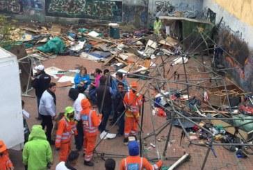 Distrito recupera espacio público en el barrio Ricaurte