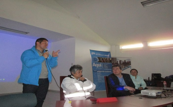 Terminación de la avenida  Primero de Mayo: anuncia Alcalde Local de San Cristóbal