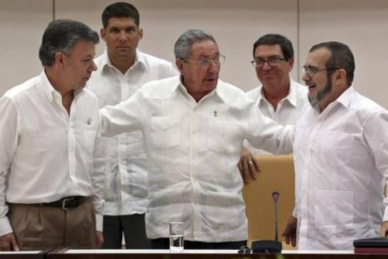 Acuerdos de paz narrados
