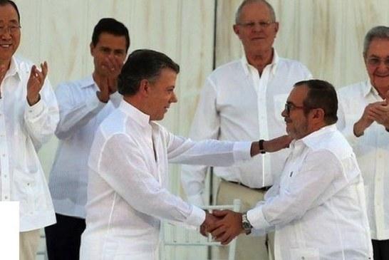 PAZ: El Acuerdo Final lo firmaron el presidente Santos y Timoleón Jiménez
