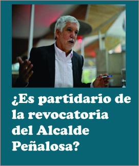 Encuesta Peñalosa Dic. 2016