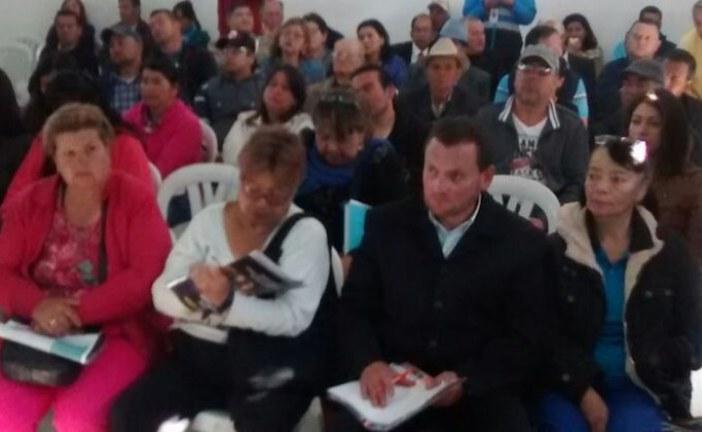 Debate de movilidad en la localidad de San Cristobal