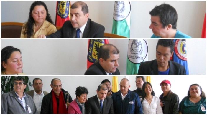 Inscritos 4 comités para revocar al alcalde de Bogotá