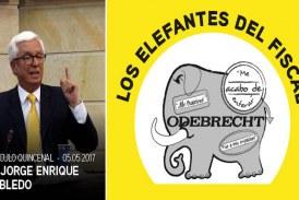 Los elefantes del Fiscal en Odebrecht