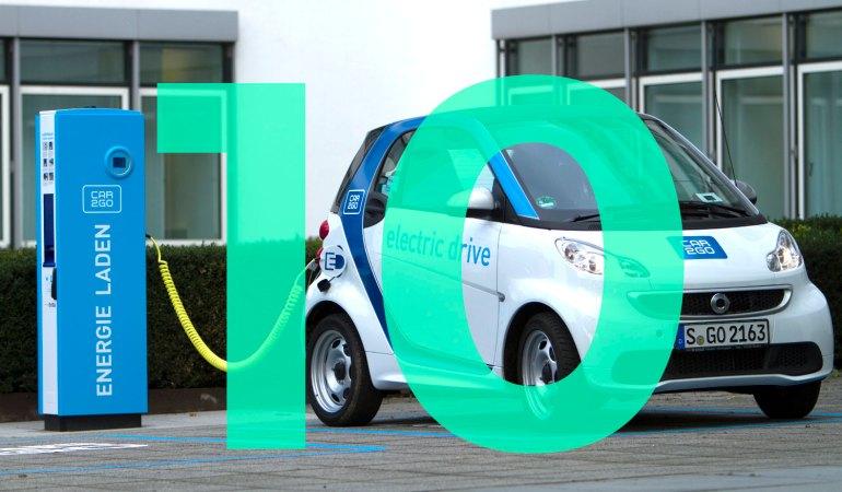 car2go ist Marktführer im Bereich des free-floating Carsharing