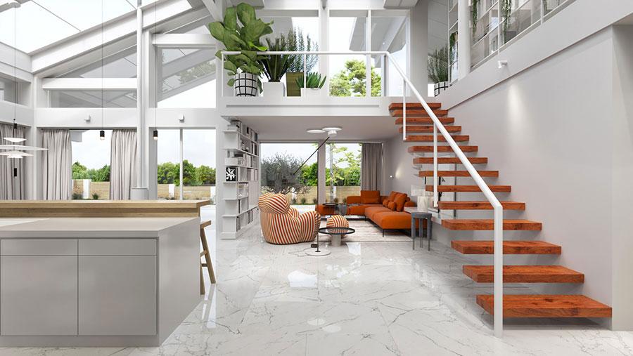 Thiết kế nội thất biệt thự nhà vườn