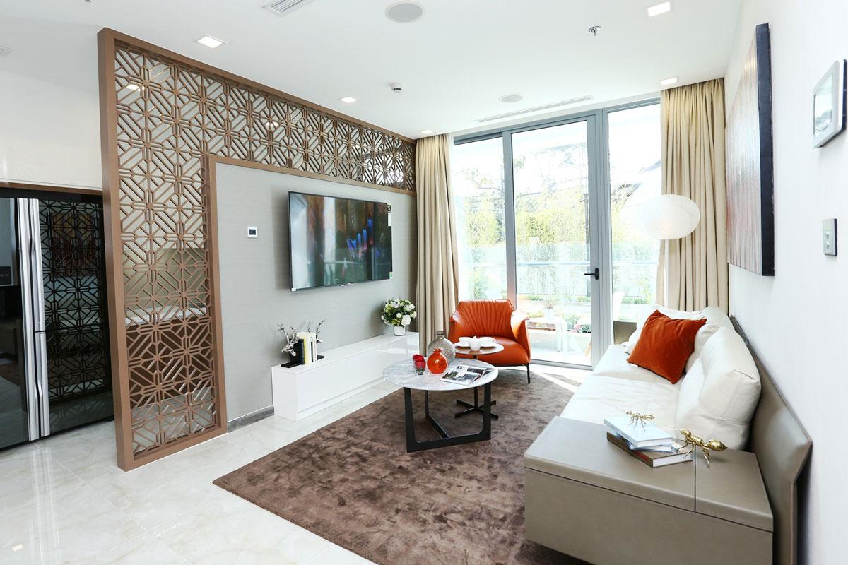 thiết kế nội thất cho căn hộ chung cư 70m2
