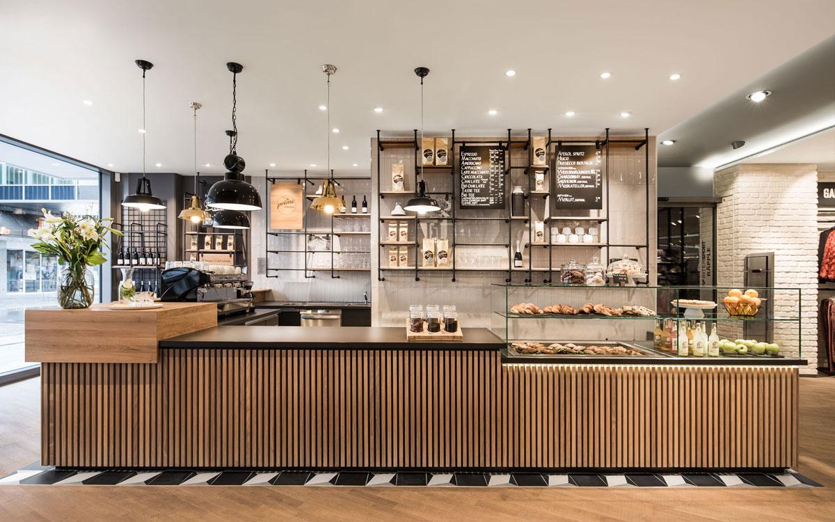 thiết kế nội thất cửa hàng bánh ngọt