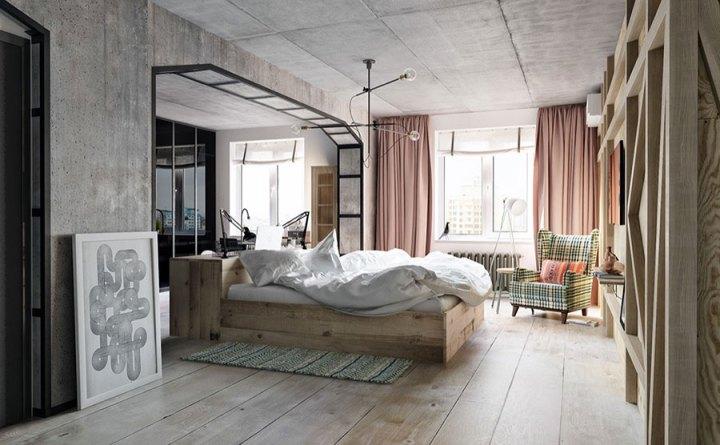 trang trí phòng ngủ ĐỘC ĐÁO