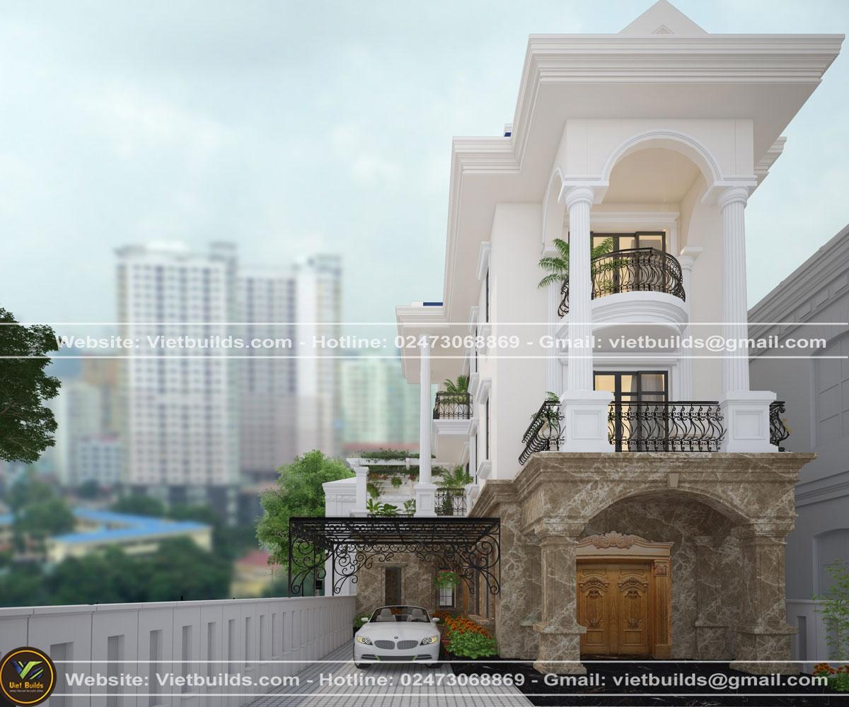 Tư vấn kiến trúc nhà đẹp