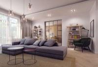 thiết kế thi công nội thất chung cư park hill