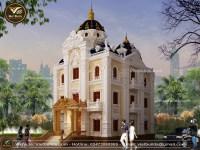 Mẫu biệt thự Pháp đẹp nhất năm 2017 BT16058