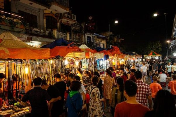 Everything about shopping in Ha Noi