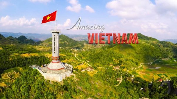 Vietnamese geography consists of many different terrain types.