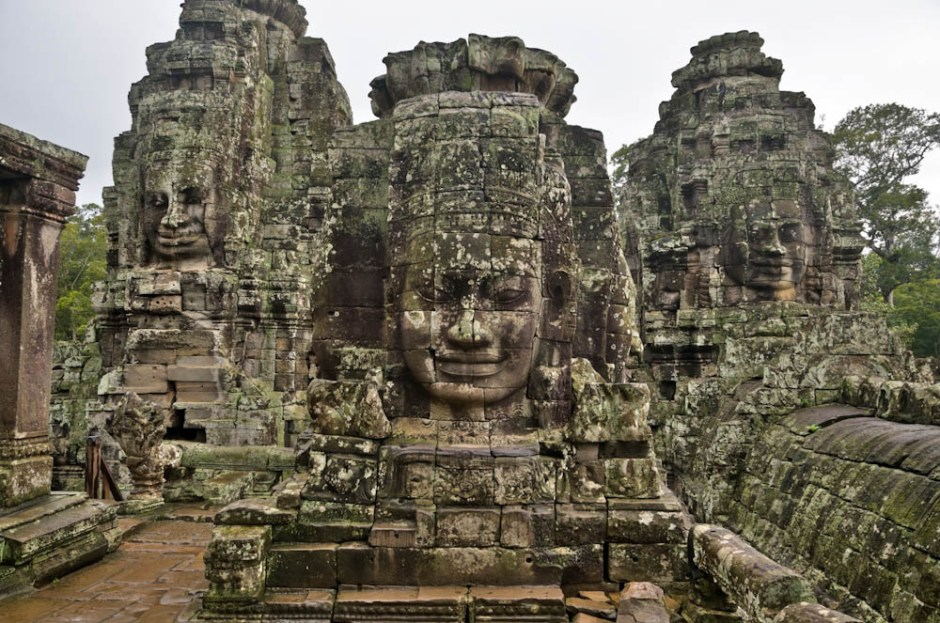 CAMBODIA TOUR OF TREKKING AND KAYAKING WITH ANGKOR WAT