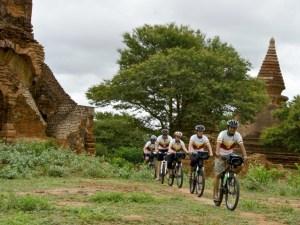 Top-end Yangon Biking Tour To Bagan