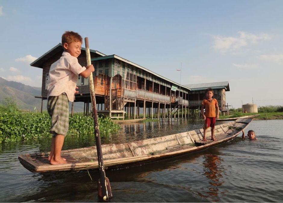 GRAND MYANMAR TOUR FOR LANDSCAPES
