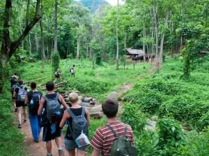 Unseen Chiang Mai trekking & rafting tour_Thailand trekking tours