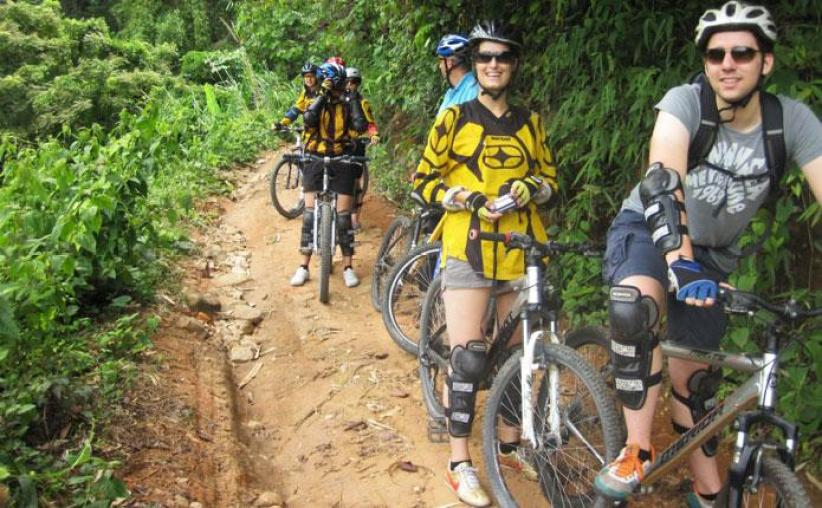 CHIANG MAI EXPLORATION BIKING TOUR TO CHIANG DAO