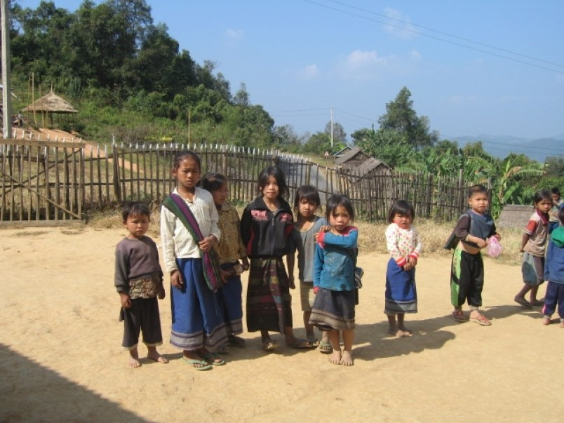 LAOS TOUR OF UNKNOWN HILLTRIBES