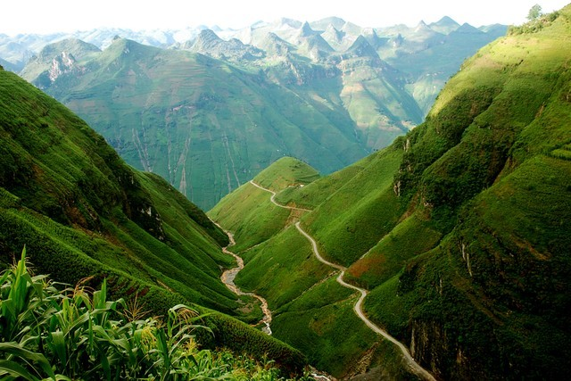 GLIMPSE OF HA GIANG AND MEO VAC TOUR